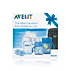 Avent Baby Bottle Transition Starter Set