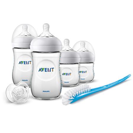 Bottle feeding sets