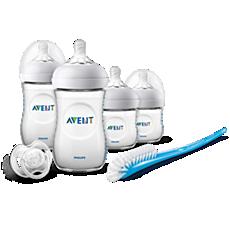 SCD301/01 Philips Avent Set de inicio para recién nacidos Natural