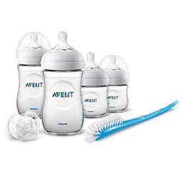 Avent Set de inicio para recién nacidos Natural