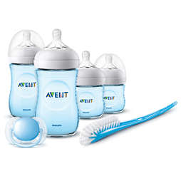 "Avent Set Natural ""Prime Poppate"""