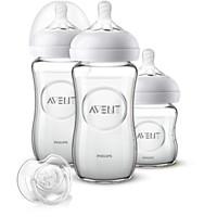 Avent Glass-startsæt til nyfødte