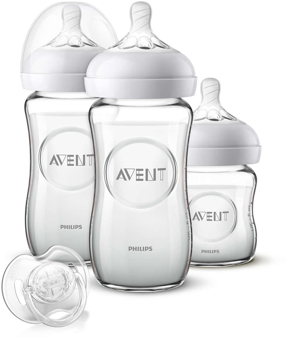 Eenvoudig te combineren met borstvoeding