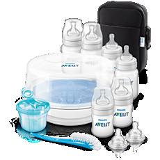 SCD383/01 Philips Avent Bottle feeding essentials