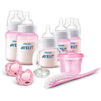 Newborn Starter Set Anti-colic bottle gift set