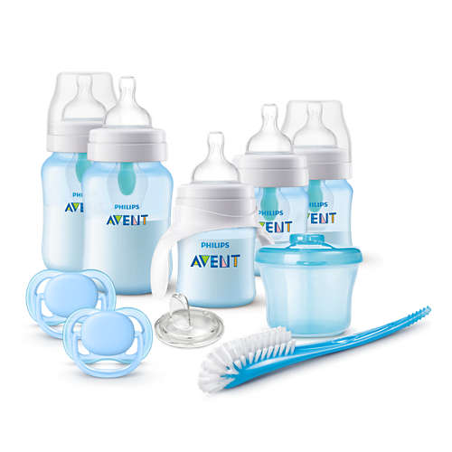 Buy Avent Anti Colic Bottle With Airfree Vent Gift Set