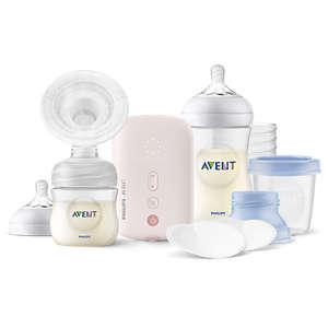 Avent Still-Set mit elektrischer Einzelmilchpumpe