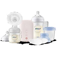 SCD395/21 Philips Avent Single Electric Breastfeeding set