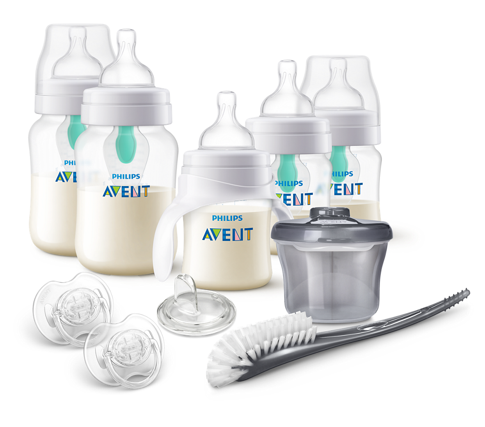 Philips Avent Anti-colic Newborn Gift Set
