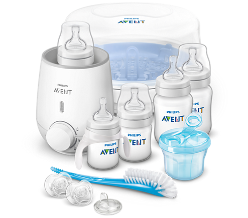 49e91cbae6c Avent Anti Colic Bottle All In One Set - Image Collections Bottle