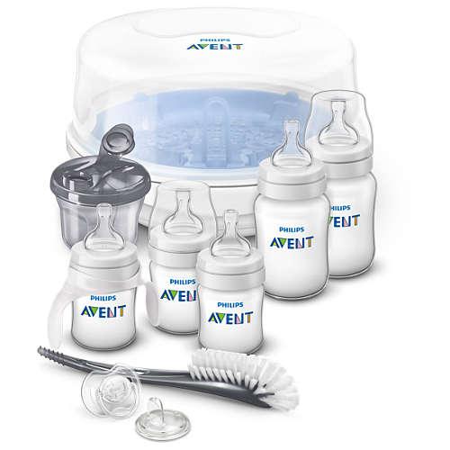 Avent Anti-colic bottle gift set