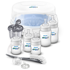 SCD398/01 Philips Avent Anti-colic bottle gift set