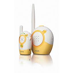 Analogni monitor za bebe