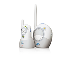 SCD481/00 Philips Avent Analogue baby monitor