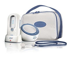 SCD498/00 Philips Avent Écoute-bébé DECT