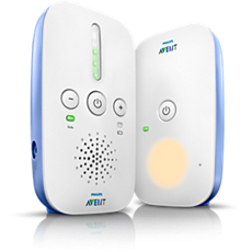 SCD501/01 Philips Avent DECT Baby Monitor
