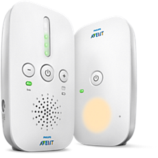 SCD502/26 Philips Avent Intercomunicador DECT para bebés