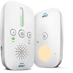 Avent Cистема контролю за дитиною з технологією DECT