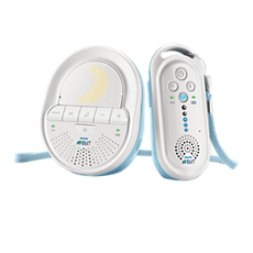 SCD505/00 Philips AVENT DECT Baby Monitor