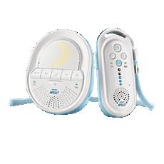 SCD505/00 - Philips Avent  Elektroniczna niania DECT