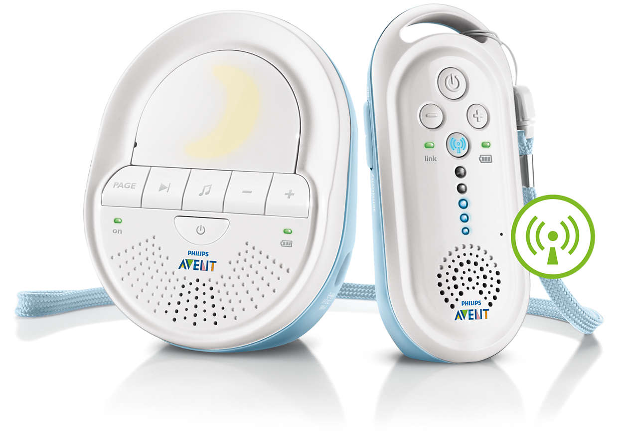 dect baby monitor scd505 01 avent