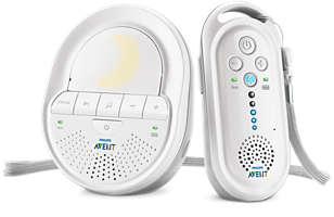 DECT-babyfoon met 100% privéverbinding