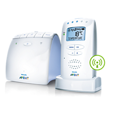 SCD525/00 Philips Avent DECT Baby Monitor