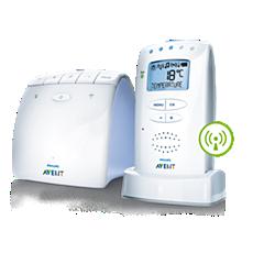 SCD525/00 - Philips AVENT  Elektroniczna niania DECT