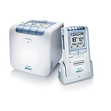 SCD530/00 Philips Avent อุปกรณ์สังเกตการณ์ลูกน้อย DECT