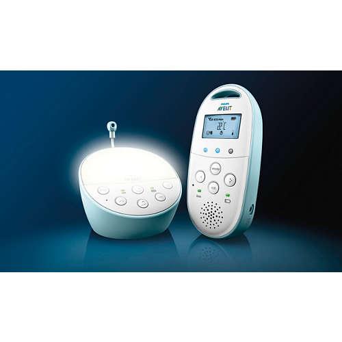 Avent Elektronická chůva s technologií DECT