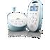 Avent Dect Audio babyalarm med beroligende svarfunktion