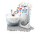 Avent Συσκευή παρακολούθησης μωρού DECT