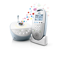 SCD580/01 - Philips Avent  DECT Baby Monitor
