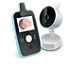 "Philips Avent Digital Video Baby Monitor SCD603/01 2.4"" color screen"