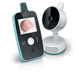Avent 数字视频婴儿监视器