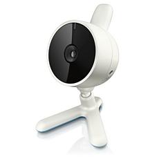 SCD609/00  Intercomunicador para bebé de vídeo digital