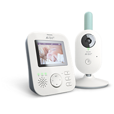 SCD620/01 - Philips Avent  Vigilabebés con vídeo digital