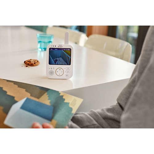 Avent Digital Video Baby Monitor