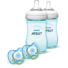 SCD693/24 Philips Avent Teal Fashion Gift Set