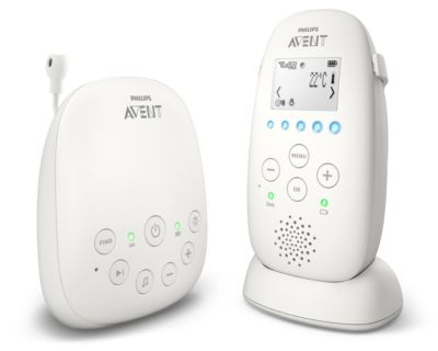 Philips Avent DECT babyfoon SCD723 26