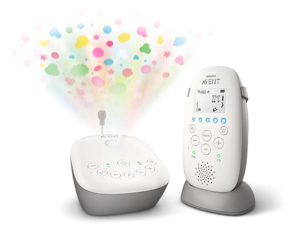 Une connexion sécurisée pour votre bébé