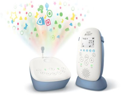 Avent Avent DECT-babyvakt SCD734/26