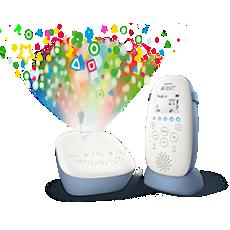 SCD735/00 Philips Avent Intercomunicador DECT para bebé