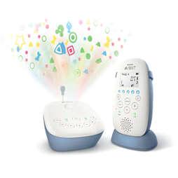 Avent Intercomunicador DECT para bebé