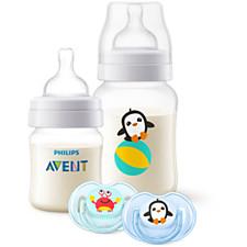 Anti-colic-Babyflaschen