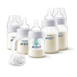 Avent 防絞痛奶瓶配備 AirFree™ 排氣口禮物套裝