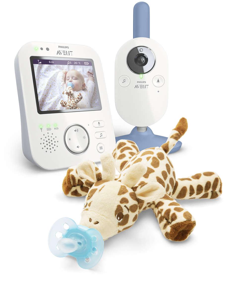 Ons dreamteam kalmeert ouders en baby's