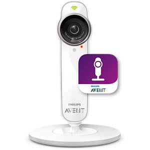 Mit SafeConnect Technology, Smart-Babyphone