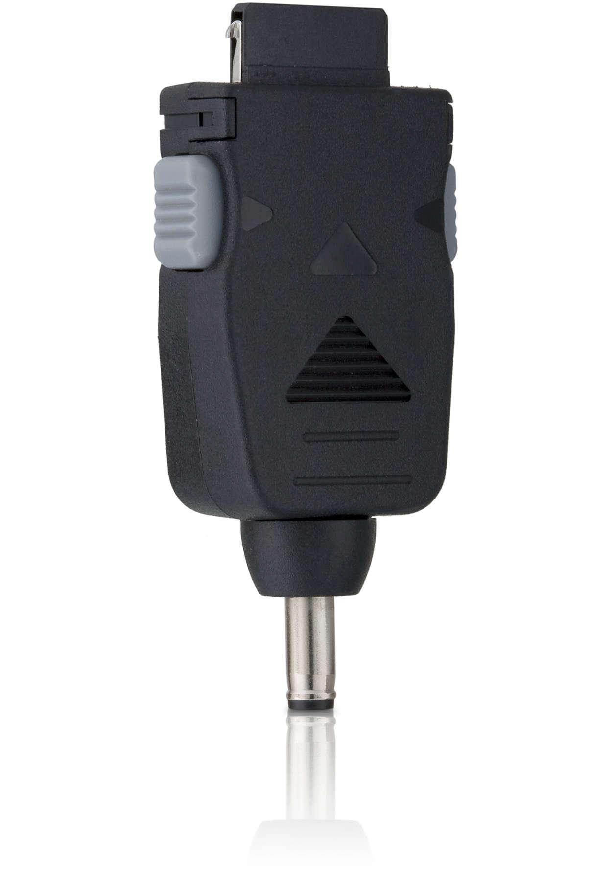 Anschlussstecker für HP IPAQ-PDAs