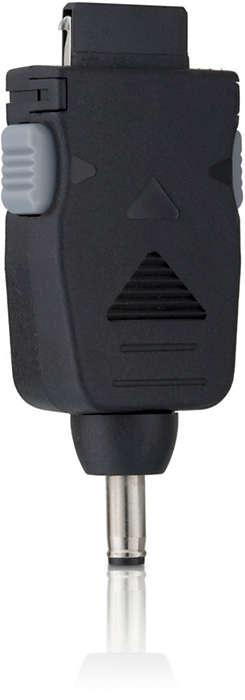 Aansluitplug voor HP IPAQ-PDA's